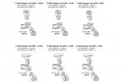 SDS Adapter Set